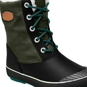 Keen Elsa boots size 8 women's